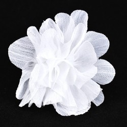 Flower Hairpin flower white